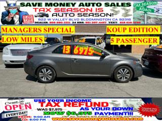 2013 Kia Forte Koup EX