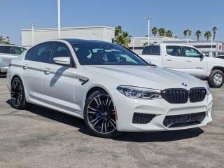 2018 BMW M5 Base