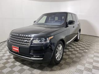 2017 Land Rover Range Rover Base