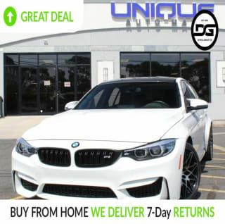 2018 BMW M3 Base