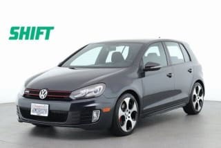 2010 Volkswagen Golf GTI Base PZEV