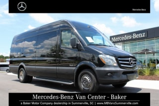 2017 Mercedes-Benz Sprinter Cab Chassis 3500XD