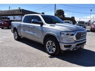2020 Ram Pickup 1500 Laramie Longhorn