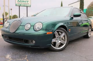 2003 Jaguar S-Type R Base