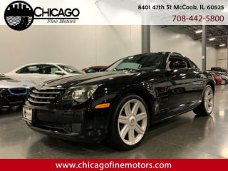 2007 Chrysler Crossfire Base