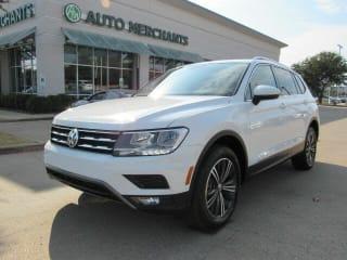 2018 Volkswagen Tiguan 2.0T SEL