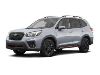 2019 Subaru Forester Sport