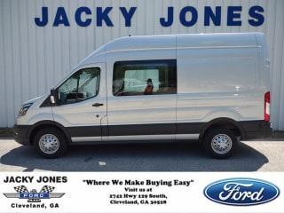2020 Ford Transit Crew 250