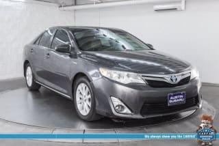 2013 Toyota Camry Hybrid XLE