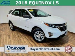 2018 Chevrolet Equinox LS