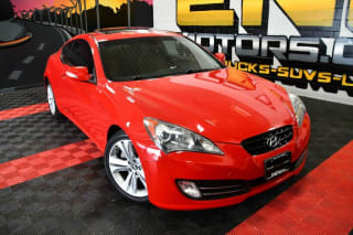 2010 Hyundai Genesis Coupe 3.8L Grand Touring