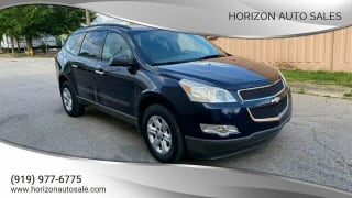 2012 Chevrolet Traverse LS