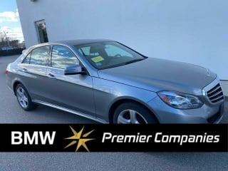 2014 Mercedes-Benz E-Class E 350 Luxury 4MATIC