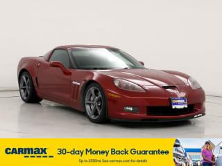 2010 Chevrolet Corvette Z16 Grand Sport