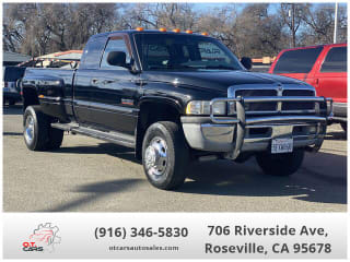2001 Dodge Ram Pickup 3500