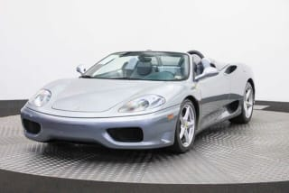 2005 Ferrari 360 Spider Base