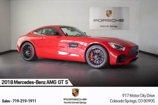 2018 Mercedes-Benz AMG GT S