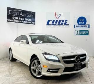 2013 Mercedes-Benz CLS CLS 550 4MATIC