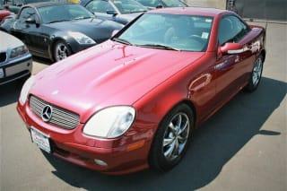 2004 Mercedes-Benz SLK SLK 320