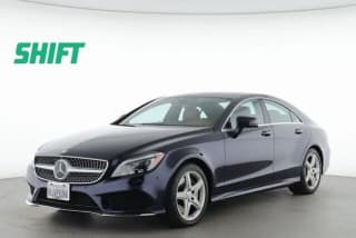 2015 Mercedes-Benz CLS CLS 550