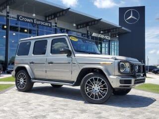 2020 Mercedes-Benz G-Class G 550
