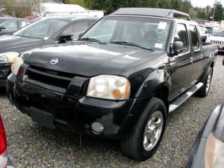 2002 Nissan Frontier SVE-V6