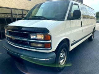 2000 Chevrolet Express Passenger G3500