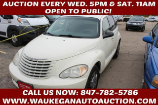 2007 Chrysler PT Cruiser Touring