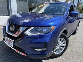2018 Nissan Rogue SV