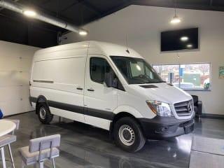 2016 Mercedes-Benz Sprinter 2500 Cargo Van