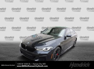2021 BMW 5 Series 540i xDrive