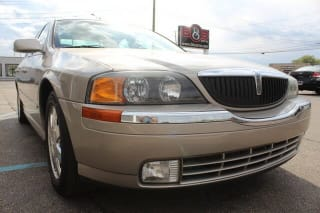 2002 Lincoln LS Base