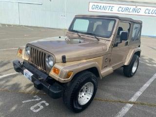 1999 Jeep Wrangler Sahara