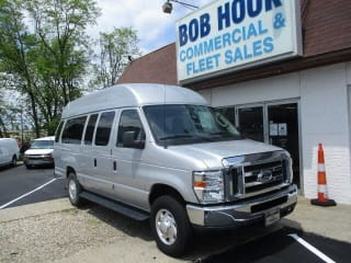 2011 Ford E-Series Cargo E-350 SD
