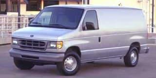 2002 Ford E-Series Cargo E-250