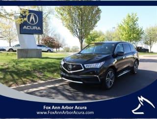2019 Acura MDX SH-AWD Sport Hybrid w/Tech