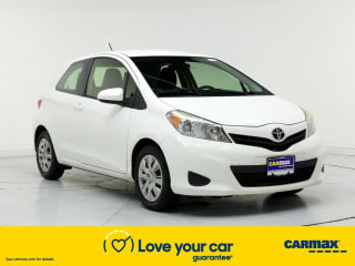 2014 Toyota Yaris 3-Door L