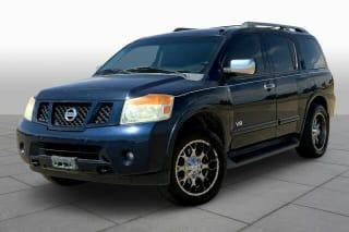 2008 Nissan Armada SE FFV