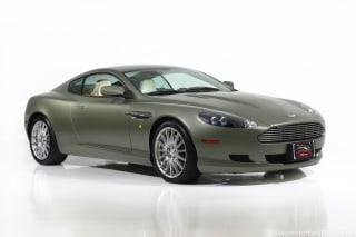 2005 Aston Martin DB9 Base