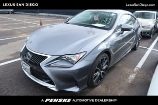 2018 Lexus RC 300 Base