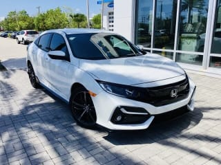 2021 Honda Civic Sport