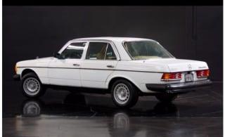 1982 Mercedes-Benz 300-Class 300 D
