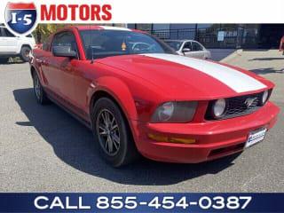 2005 Ford Mustang V6 Premium