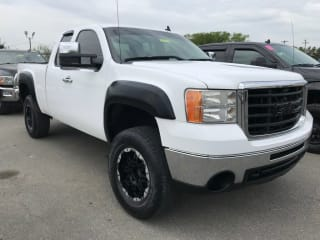2008 GMC Sierra 2500HD Work Truck