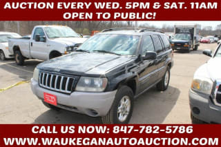 2004 Jeep Grand Cherokee Freedom Edition