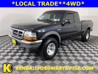 1998 Ford Ranger XLT