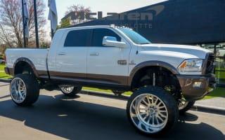 2018 Ram Pickup 2500 Laramie Longhorn
