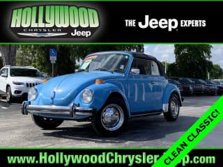 1976 Volkswagen Beetle Karmann