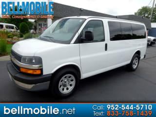2014 Chevrolet Express Passenger LT 1500