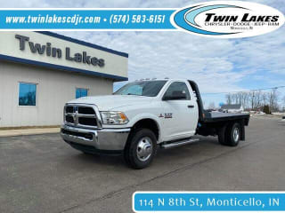 2018 Ram Chassis 3500
